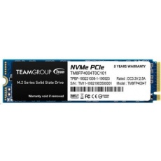 Team SSD M.2 4TB (R:3000, W:2600), MP34 PCI-e Gen3.0 x4 NVMe 1.3