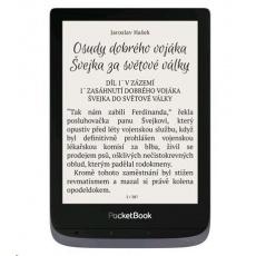 POCKETBOOK 632 Touch HD 3, Metallic Grey, 16GB