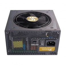 SEASONIC zdroj 1000W Focus Plus GX-1000 (SSR-1000FX), 80+ GOLD