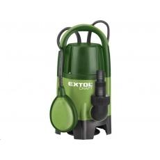 Extol Craft (414141) čerpadlo el. ponorné, 750W, 13000l/hod, 10m