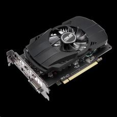 ASUS VGA AMD Radeon™ PH-RX550-4G-EVO, RX 550, 4GB GDDR5, 1xDVI, 1xHDMI, 1xDP