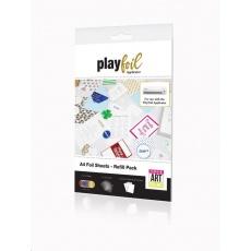 ControvARTsial Náhradní folie A4 pro PlayFoil – Multi-colour (6 x 4 x A4)