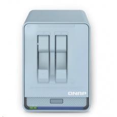 QNAP QMiroPlus-201W (4C/Qualcomm IPQ4019 ARM Cortex/5x10GbE/4xRJ45/1x2,5GbE/512MBRAM/2xUSB3.0)
