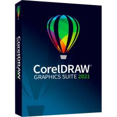 PROMO 3PK CorelDRAW Graphics Suite 2021 Enterprise License (inc. 1 Yr CorelSure Main.)(1-4) EN/DE/FR/ES/BR/IT/CZ/PL/NL