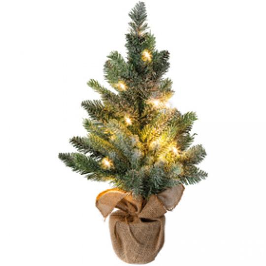 Vánoční stromek 15 LED RXL 411 Stromček 15 LED 60cm RETLUX