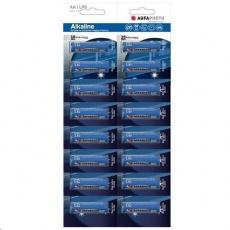 AgfaPhoto Power alkalická baterie LR06/AA, blistr 16ks