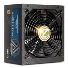 ZALMAN WATTTERA ZM800-EBTII - zdroj 800W 80+ Gold, 13,5cm fan, modular