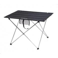 Naturehike lehký skládací stolek L 75x55cm 950g - černý