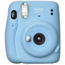 Fotoaparát digitálny INSTAX MINI 11 SKY BLUE + 10 SHOTS