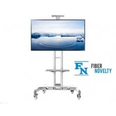 Bílý stojan na Tv Fiber Novelty AVA1500W - držák