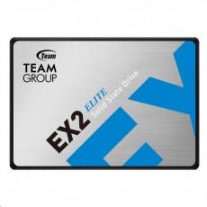 """Team SSD 2.5"""" 2TB, EX2 (550/520 MB/s)"""