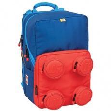 Školská aktovka Petersen Navy/Red - školská taška LEGO