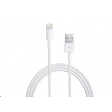 APPLE USB kabel s konektorem Lightning (0,5m)