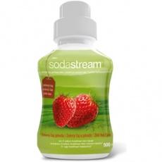 Sirup Sirup zelený čaj/jahoda 500ml SODASTREAM