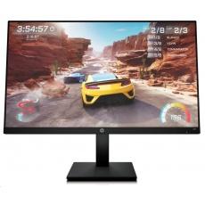 """LCD HP X27 FHD; 27"""";IPS matný, FHD 1920x1080; 165Hz; 400 nitů; 1ms; PIVOT;HDMI;DP;Eyesafe"""