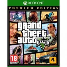Hra pre XBOX One GTA V PREMIUM EDITION hra XONE