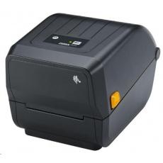 TESTOVÁNO - Zebra TT ZD230t, 8 dots/mm (203 dpi), EPLII, ZPLII, USB, Ethernet, black  (nástupce GC420t)