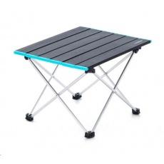 Naturehike lehký skládací stolek M 41x34,5 cm 950g - šedý