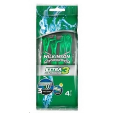 Wilkinson Extra3 Sensitive 4ks