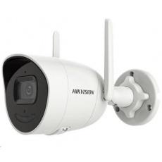 HIKVISION IP kamera 4Mpix, H.265, až 25sn/s, obj. 2,8mm (100°), DC12V, audio, IR 30m, IR-cut, Wi-Fi,WDR 120dB, mSD, IP66