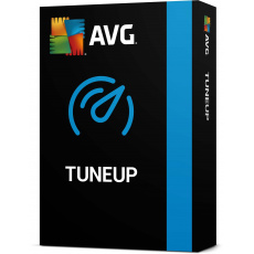 _Nová AVG PC TuneUp 1 zařízení na 12 měsíců ESD