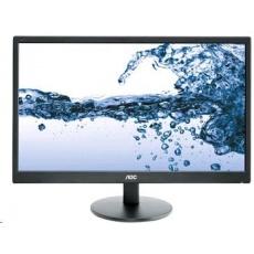 "AOC MT LCD - WLED 21,5 "" e2270swn,  1920 x 1080, 20M:1, 200cd/m, 5ms, D-Sub, Černý"