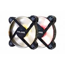 IN WIN ventilátor Polaris RGB Aluminium (single pack)