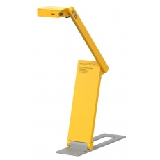 IPEVO vizualizér DO-CAM Creator's Edition - HD Přenosná 8MPx USB dokumentová kamera/webkamera (Žlutá)