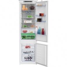 Vstavaná kombi. chladnička BCNA306E4SN vstavaná chladnička BEKO