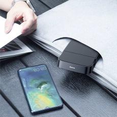 Baseus Mate Docking multifunkční stolní dock USB-C (USB-C, USB 3.0, 2*USB 2.0, 4KHDMI, microSD/SD čtečka karet)