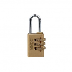 Doerr Combination Lock Small visací zámek