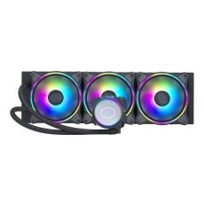 Cooler Master vodní chladič MasterLiquid ML360 Illusion, 3x120mm ARGB, černá