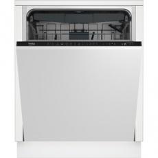 Vstavaná umývačka riadu DIN 28423 umývačka riadu 60cm vst. BEKO