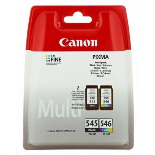 Canon BJ CARTRIDGE PG-545/CL-546 Multi pack