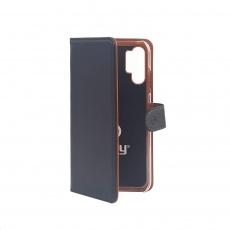 Celly pouzdro Wally s funkcí stojánku pro Samsung Galaxy Note 10+ , černá