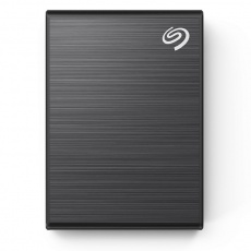 SEAGATE externí SSD One Touch 500GB USB-C, černá