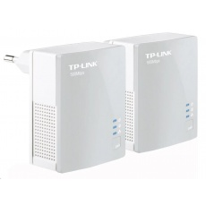 TP-Link TL-PA4010KIT [AV600 nano powerline adaptér startovní sada]