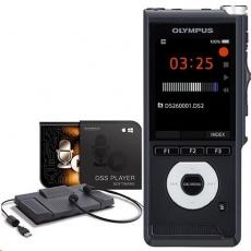 OLYMPUS DS-2600 digitální záznamník + propisovací sada AS-2400