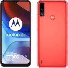 Mobilný telefón Moto E7i Power 6,5'' 2/32 Red MOTOROLA