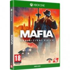 Hra pre XBOX One Mafia I Definitive Edition hra XONE