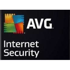 _Nová Licence AVG Internet Security pro Windows 5 lic. (36 měs.) SN Email ESD