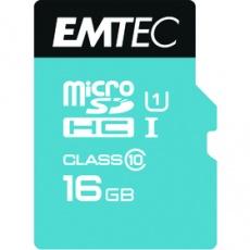 Pamäťová karta MicroSDHC 16GB Class10 Candy EMTEC