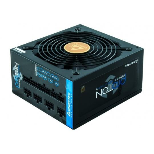 CHIEFTEC zdroj Proton, BDF-650C, 650W, 14cm fan, PFC, 80+ Bronze, Cable Management