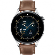 Smart hodinky 55026819 Watch 3 BROWN HUAWEI