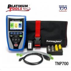 Platinum Tools NP700 (TNP700) - Net Prowler™ analyzátor datových sítí s aktivními testy, made in USA