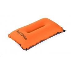 Naturehike samonafukovací komfortní polštář 250g - oranžový