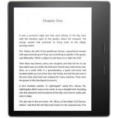 """Amazon Kindle Oasis 7"""" 32GB, WiFi (300 ppi) - BLACK"""