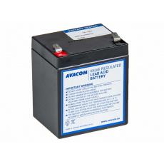 AVACOM AVA-RBP01-12050-KIT - baterie pro CyberPower, EATON, Effekta, FSP Fortron
