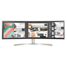 """LG MT IPS 49"""" LCD LED 49WL95C - IPS panel, 5120x1440, 32:9, 350cd, 2xHDMI, DP, USB-C, repro, vysk stavitelny, zakriveny"""