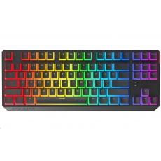 SPC Gear klávesnice GK630K Tournament Pudding / herní / mechanická / Kailh Blue / RGB / US layout / USB / černá